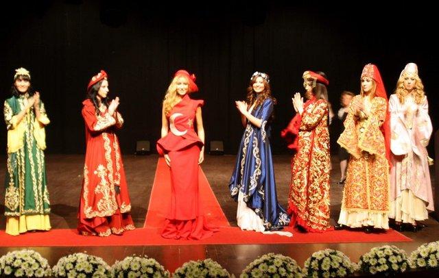 Osmanlı kıyafetleri müzesi
