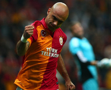 Cris, Galatasaray'dan Gidiyor