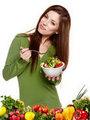 Yeterli lifli gıda alımı kalp hastalıklarına karşı koruyor.