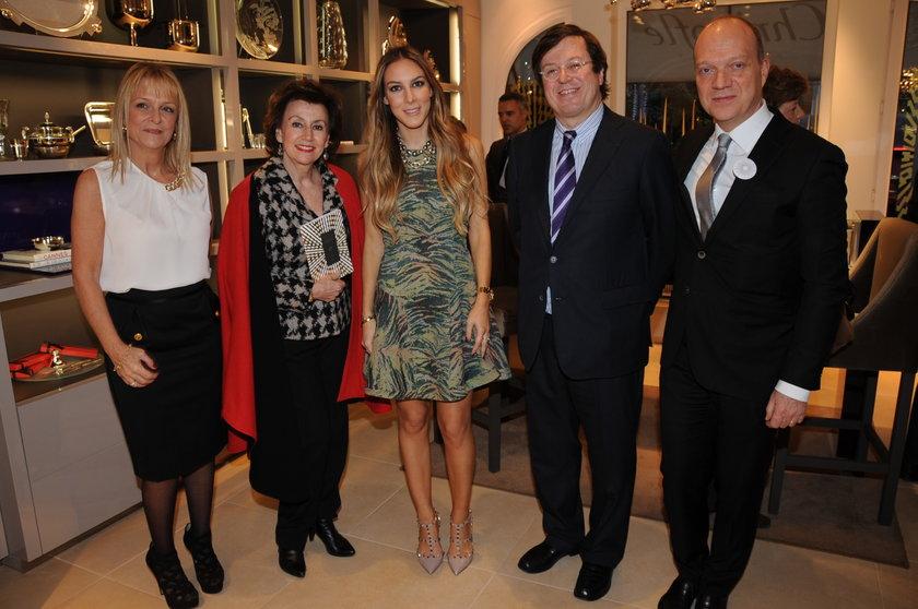 CAROLE HAKKO, ELISABETH PONSOLLES DES PORTES, ROMİNA HAKKO, BERNARDO MICHAEL, THIERRY ORIEZ