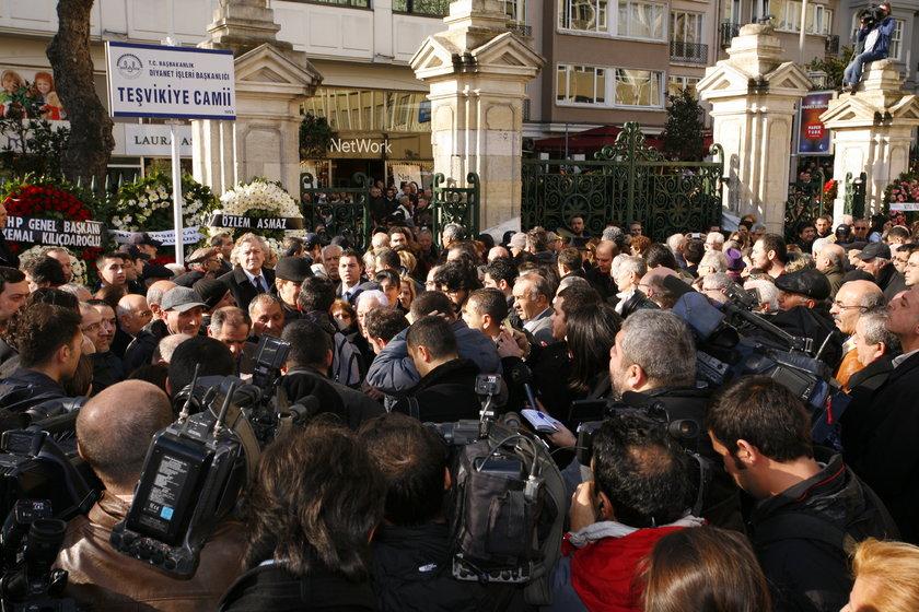 Medya dünyasının acı günü