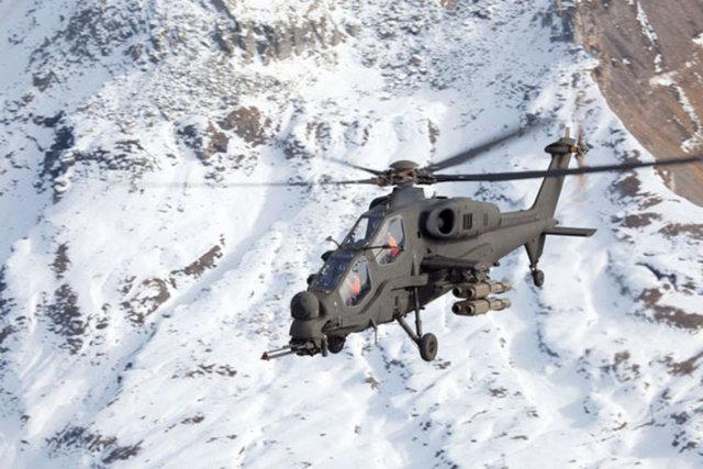 Milli helikopterimiz T 129 ATAK