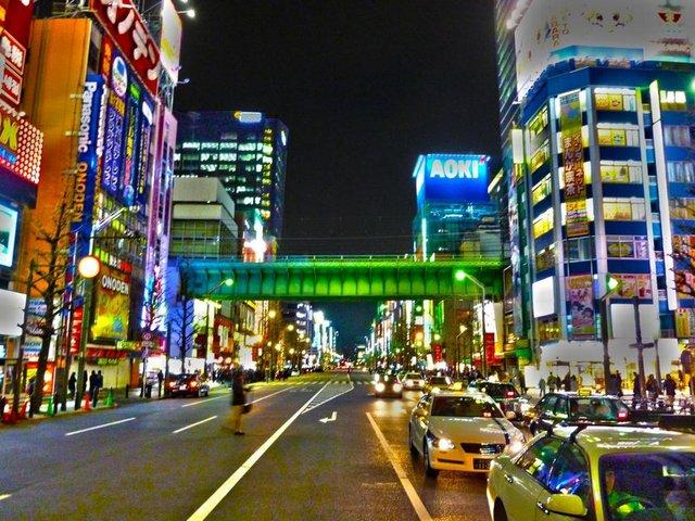 1-Tokyo-Japonya