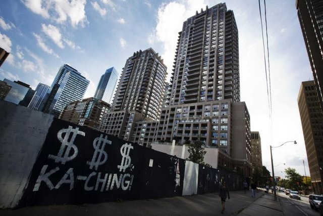 Toronto/KANADA  Metrekaresi: 3904 Sterlin