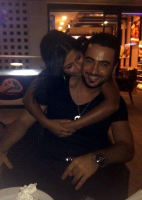 Fotoğrafları Ozan'ın kız arkadaşı paylaştı.