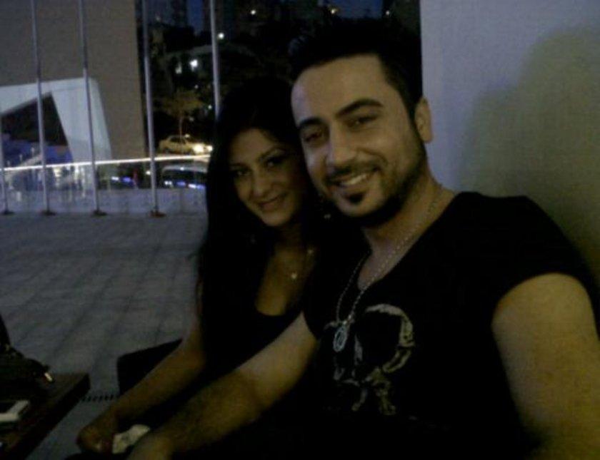 Popçu Ozan'ın aşkı da bu fotoğrafla ortaya çıktı.
