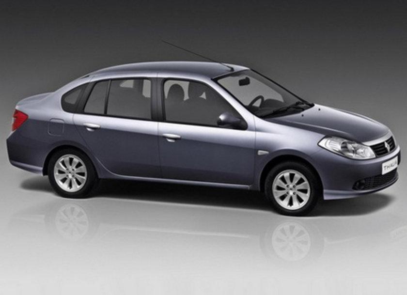 Renault Symbol 1.2 100 Km'de 5.9lt yakıt tüketiyor.