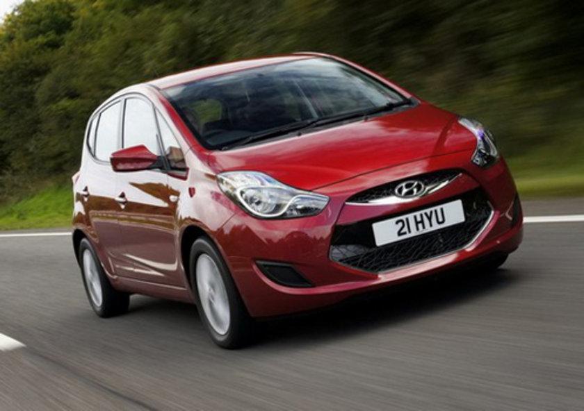 Hyundai ix20 1.4 100 Km'de 6.0lt yakıt tüketiyorlar.