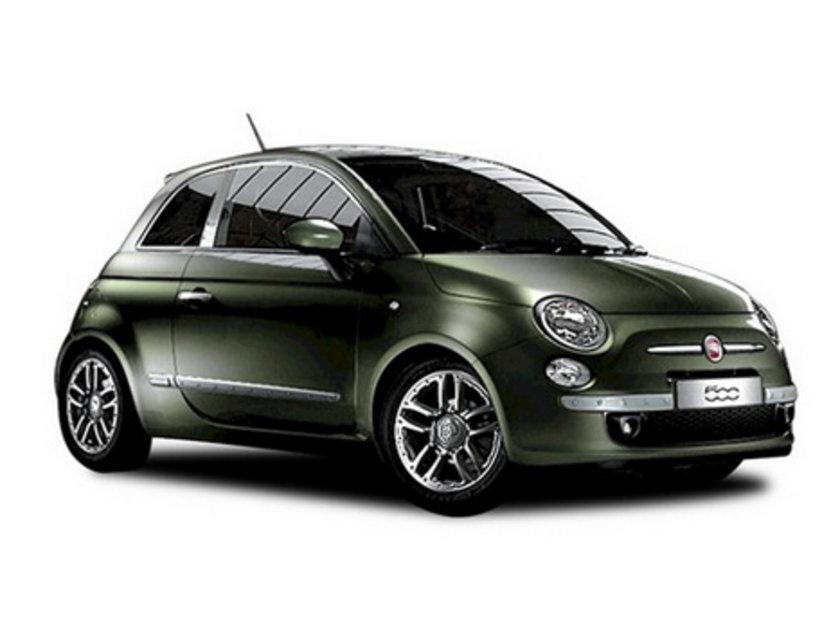 Fiat 500 1.2 Dualogic 100 Km'de 5.0lt yakıt tüketiyor.