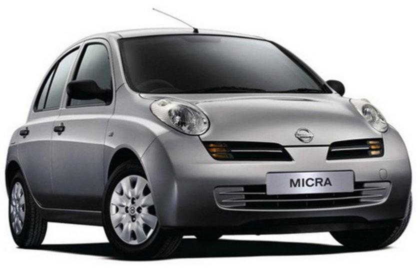 Nissan Micra 1.2 100 Km'de 5.0lt yakıt tüketiyor.