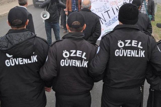 GÜVENLİK GÖREVLİSİ4385kişi