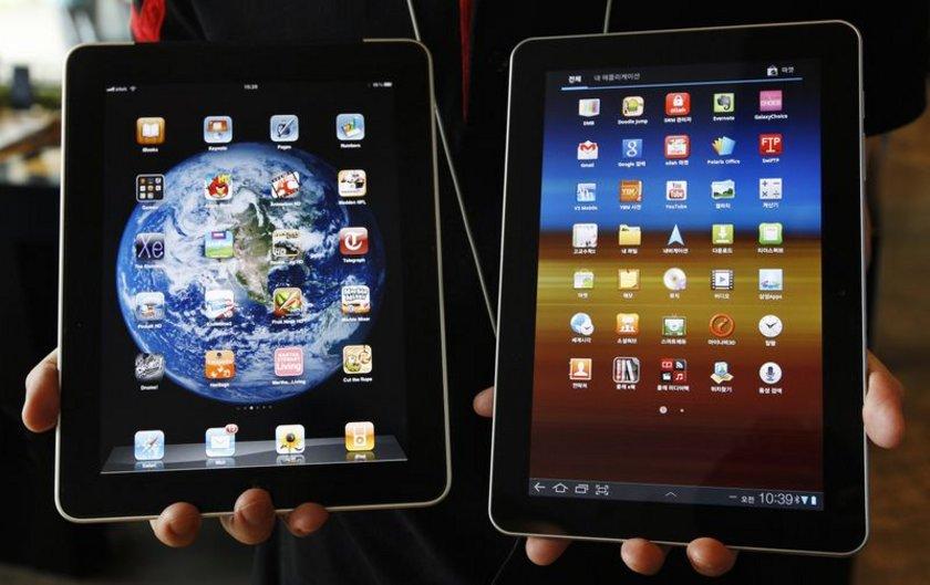 Samsung Galaxy Tab 2 Sıfır 749,00 TL<br>İkinci el 450 TL