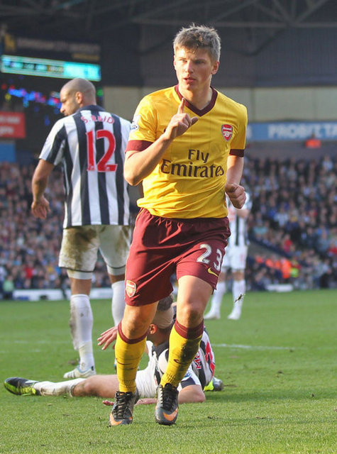 Andrey Arshavin-Arsenal