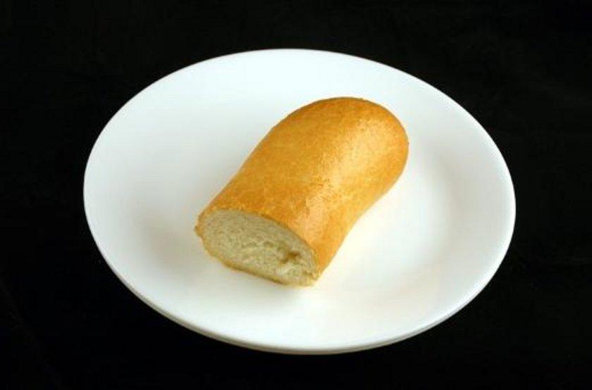 72 gram beyaz sandviç ekmeği = 200 kalori