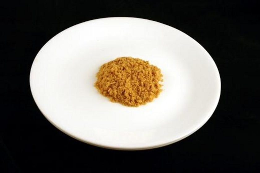 53 gram esmer şeker = 200 kalori