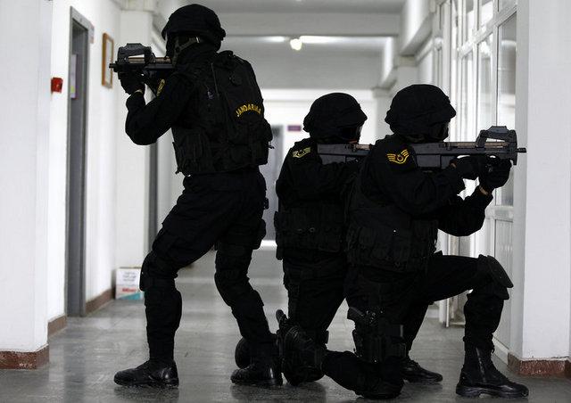 Hataya yer olmayan operasyonlar için eğitilen jandarmanın özel operasyon timleri alanında dünyanın sayılı timleri arasında yer alıyor.
