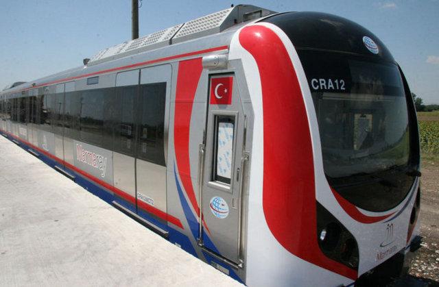 Çalışmalar çerçevesinde Kazlıçeşme-Halkalı arasında 1 Mart'tan itibaren tren seferleri yapılmayacak, söz konusu parkurda ulaşım otobüslerle sağlanacak.
