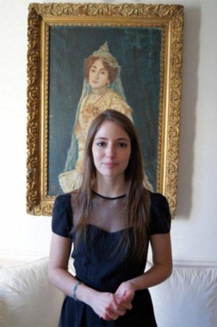 Lara Adra Sultan  II. Abdülhamid'in torununun torununun kızı olan Lara 1986 Lübnan doğumlu. Paris'te bir bankada çalışıyor.