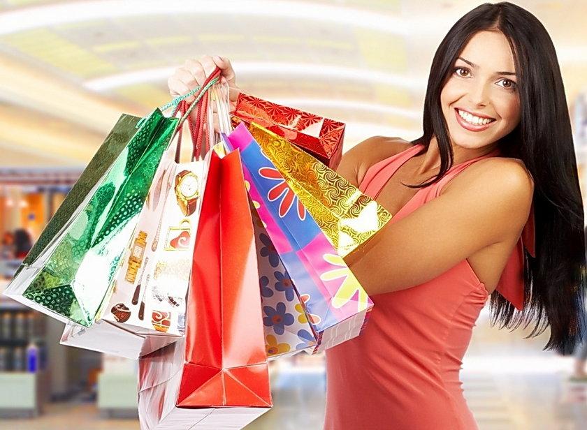 Alışveriş yapmak - 30 dak - 120 kalori
