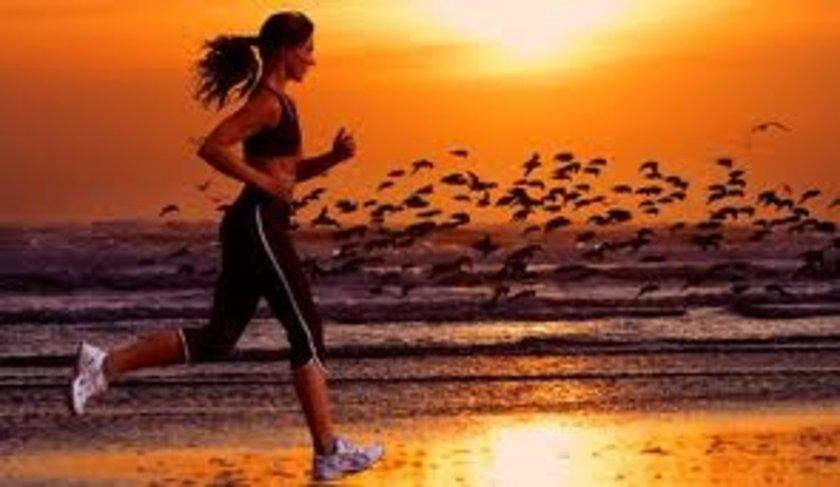 Koşu yapmak (105 km/saat) - 30 dak - 390 kalori - Koşu yapmak (12 km/saat) - 30 dak - 420 kalori - Koşu yapmak (14 km/saat) - 30 dak - 510 kalori - Koşu yapmak (16 km/saat) - 30 dak - 570 kalori - Koşu yapmak (8 km/saat) - 30 dak - 270 kalori - Koşu yapmak (85 km/saat) - 30 dak - 300 kalori - Koşu yapmak (95 km/saat) - 30 dak - 330 kalori