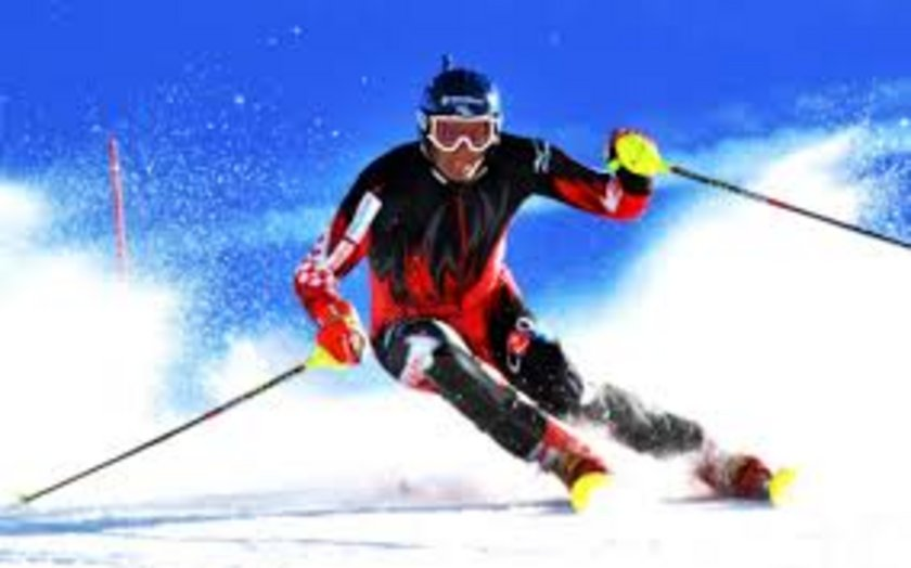 Kayak yapmak (iniş) - 30 dak - 210 kalori - Kayak yapmak (kros) - 30 dak - 270 kalori