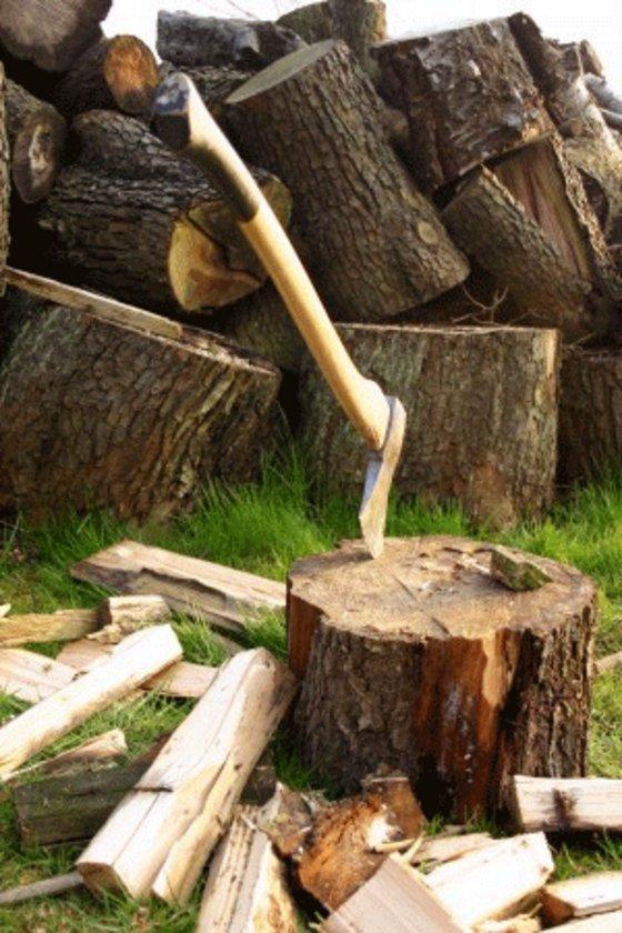 Odun kırmak - 30 dak - 210 kalori