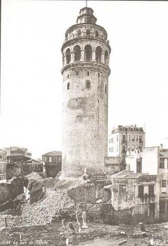<p>Galata Kulesi</p>