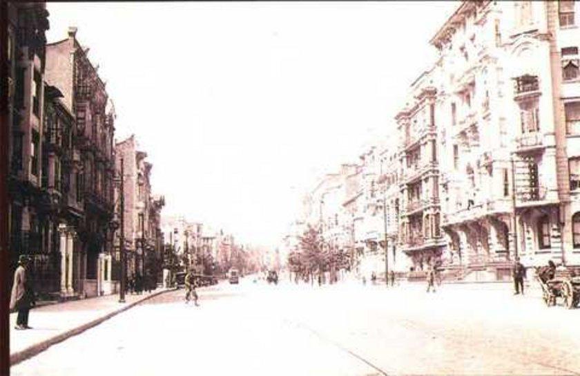 <p>Halaskargazi Caddesi</p>