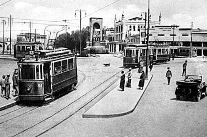 <p>Taksim-1930'lar</p>