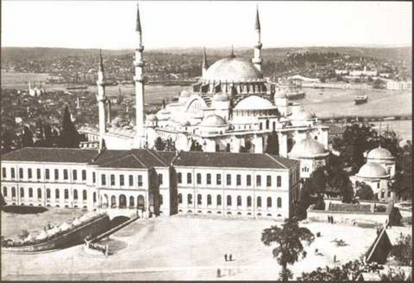 <p>Süleymaniye</p>