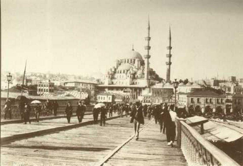<p>Galata Köprüsü</p>