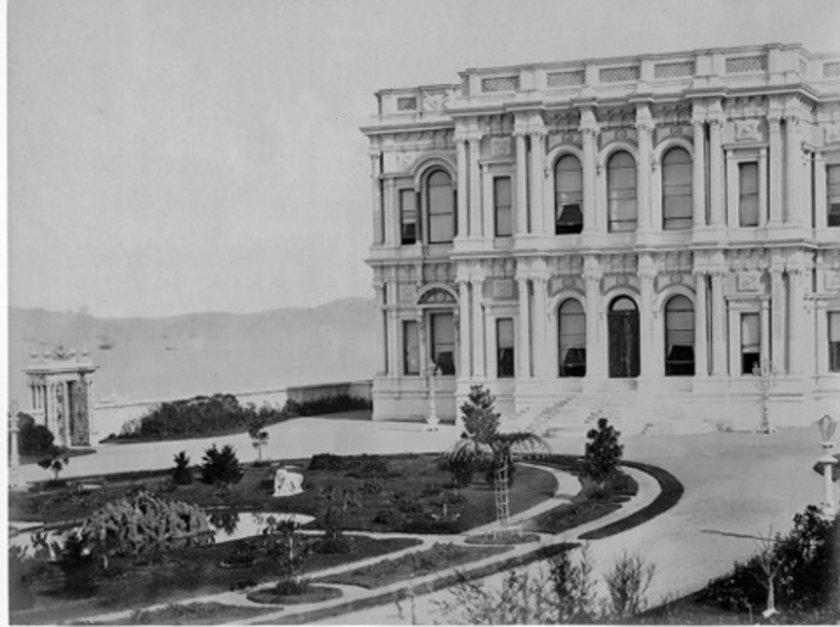 <p>Beylerbeyi Sarayı</p>
