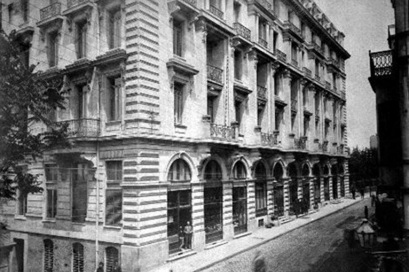 <p>Pera Palas Oteli, 1897 Beyoğlu</p>