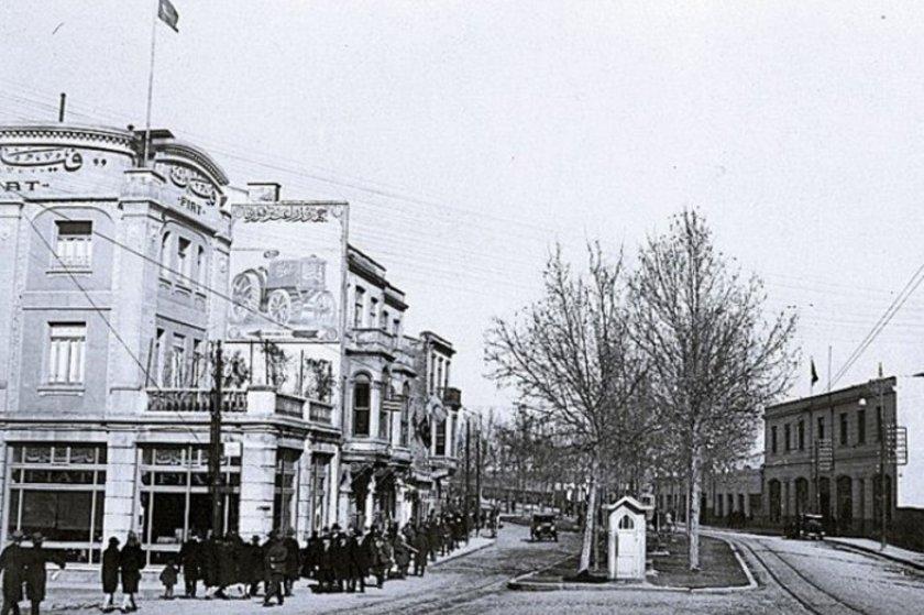 <p>Beyoğlu - 1930'lar</p>