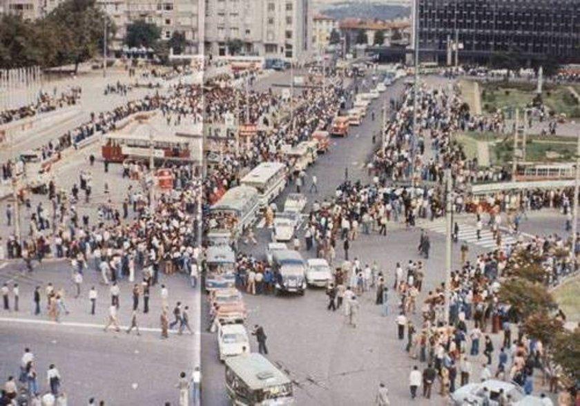 <p>1970- Taksim Meydanı</p>