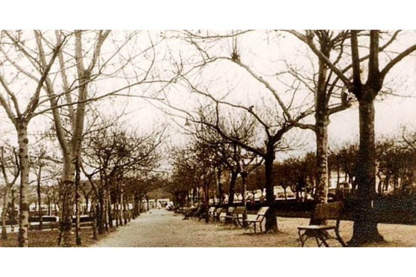 <p><strong>Bir zamanlar İstanbul</strong> Taksim Gezi Parkı - 1940'lar</p>