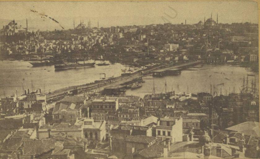 <p>İstanbul'un bu fotoğrafları 83 yıl sonra yayınlandı<br />HT GAZETE / İSTANBUL<br />Büyük Önder Atatürk'ün fikri temellerini attığı, 1931'de kurulan Türk Tarih Kurumu, 83 yıldır muhafaza ettiği belge ve fotoğrafları dijital ortama aktardı.</p>