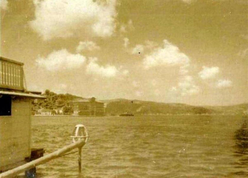 <p>Tarabya Tokatlıyan Oteli (1945)</p>