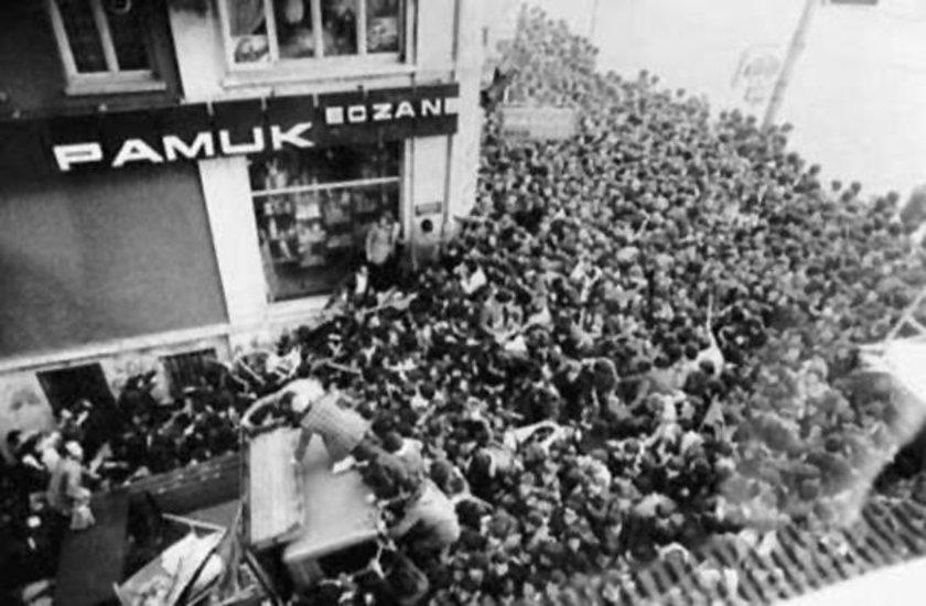 <p>1 Mayıs 1977 Taksim</p>