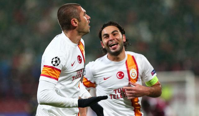Selçuk İnan, geçen sezon başında Trabzonspor'dan Galatasaray'a transfer oldu.