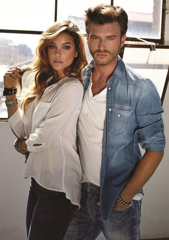 Kıvanç Tatlıtuğ, bir markanın reklam filmi için dünyaca ünlü top model Barbara Palvin'le kamera karşısına geç