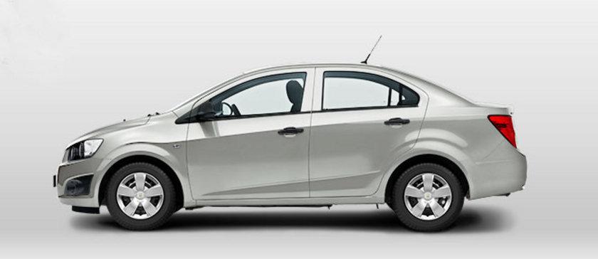 Chevrolet Aveo Sedan'da 4.250 TL'ye varan indirim var. Euro NCAP tarafından 2011 yılında kendi segmentinde \