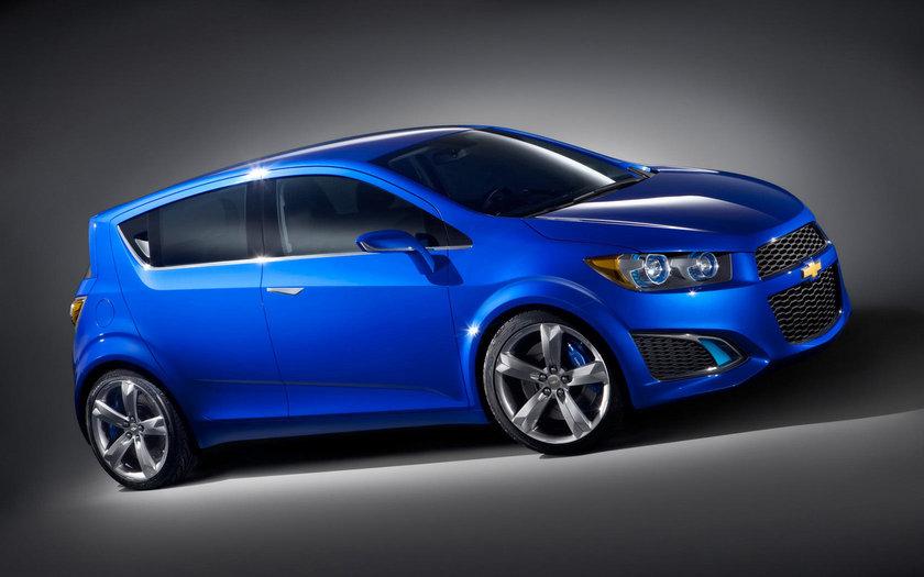 Yeni Chevrolet Aveo Hatchback HB 1.2 16V LS 31,331 TL