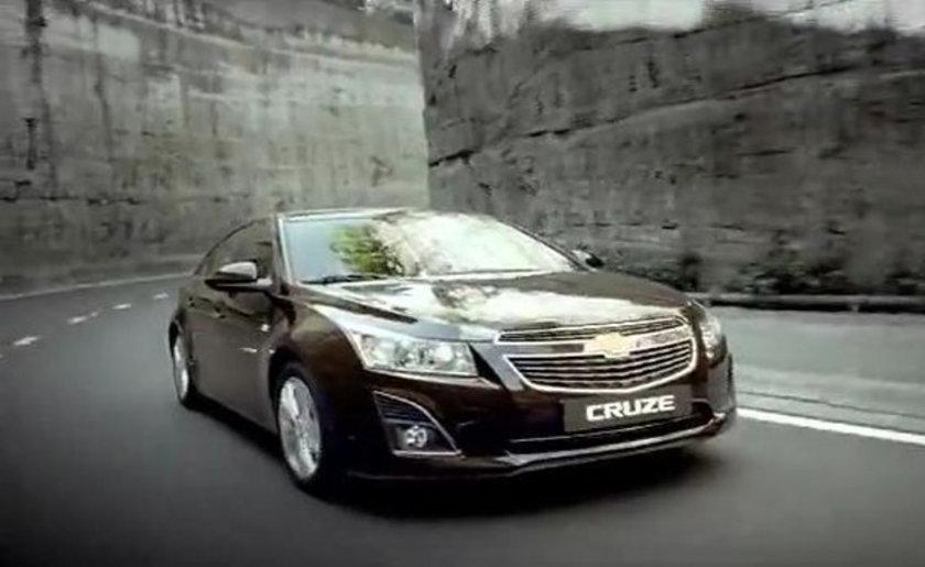 Yeni Chevrolet Cruze 32,840 TL \n