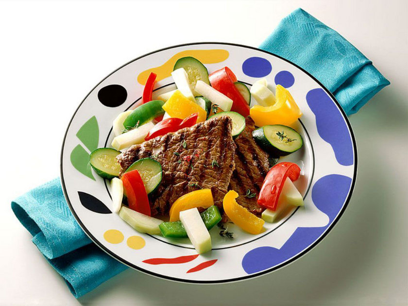 Öğle yemeğine benzer yiyecekler yenilebilir.