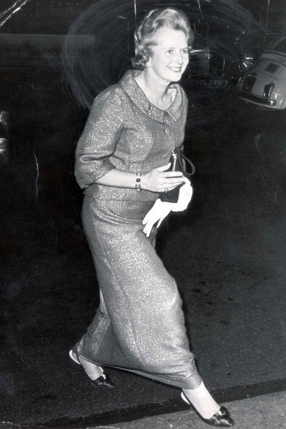 Nisan 1968- Dorchester Otel'de bir etkinliğe katılırken