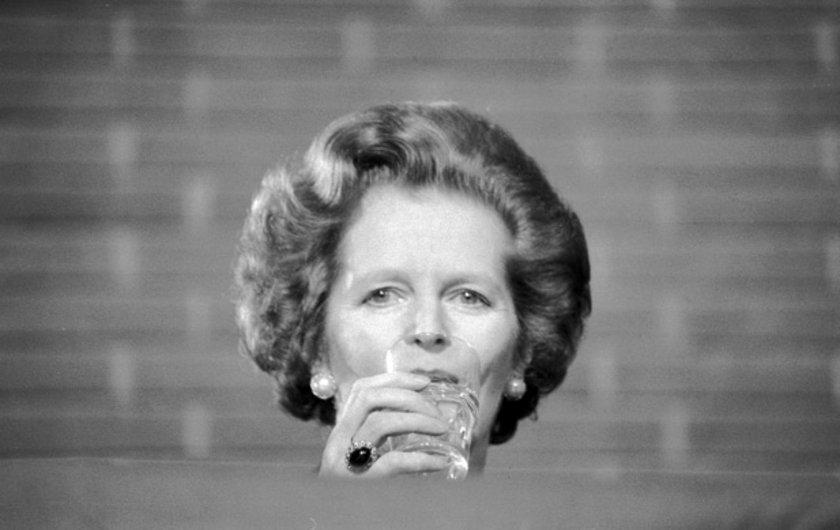 20 senelik politik hayatının sonunda İngiliz ekonomisini düzelten ve İngiltere'nin tekrardan diğer dünya devletleriyle aynı seviyeye çıkmasını sağlayan dünyanın en güçlü kadınlarından biri için şerefe...