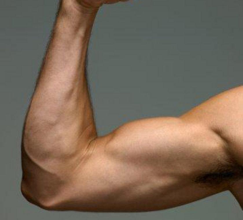 Özenilen kol kaslarına sahip olmak aslında bu kadar kolay...