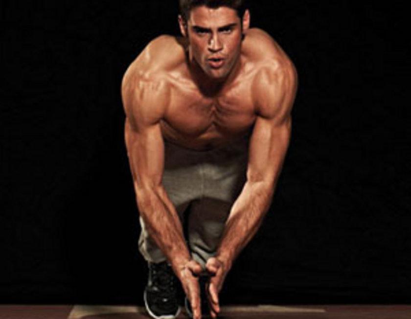 -Egzersiz öncesi vücudunuzu iyice ısındırın