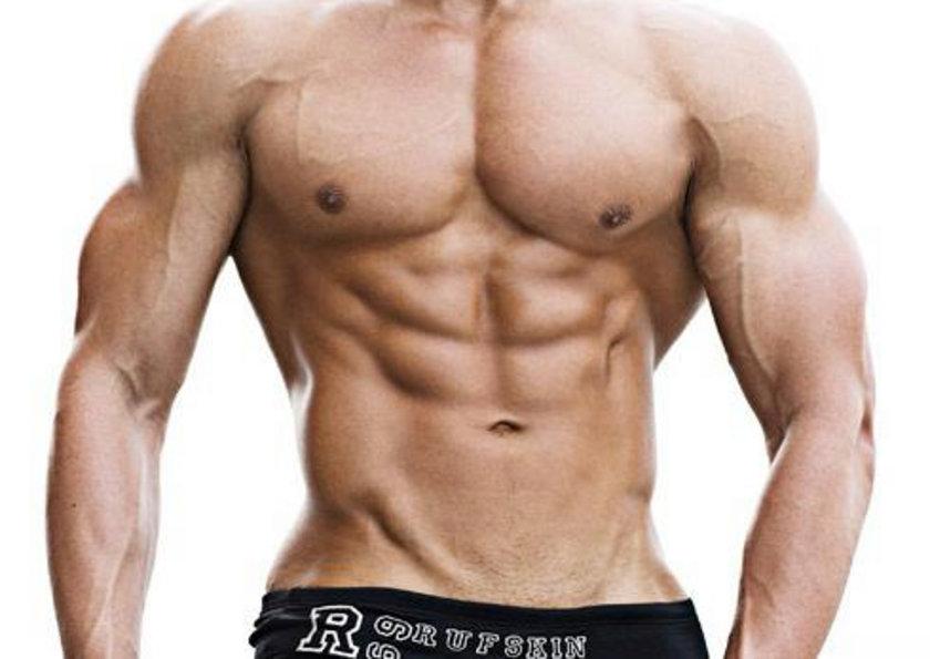 Karın kaslarınızı fazla tekrarlı egzersizler büyütür...